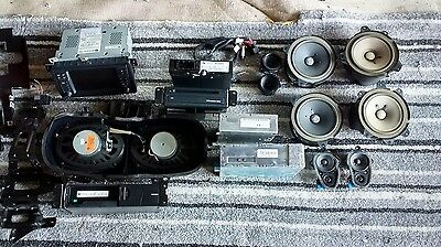 bmw e46 harman kardon nav, amp, speakers BM54