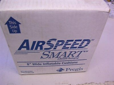 """Pregis Airspeed Smart 580144 8"""" Wide 2000' Inflatable Cushion Film New in Box"""
