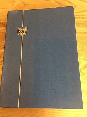 Stanley Gibbons Album With Collection Of Stamps