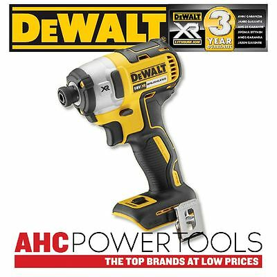 DeWalt DCF887N 18v XR Brushless Impact Driver - Body Only