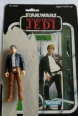 Vintage star wars figure Han Solo in Bespin Outfit