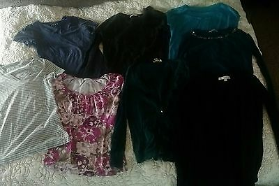 Lot of Women's XS Clothing/Tops & Sweaters - LOFT, Limited, Gap