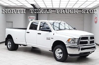 2015 Dodge Ram 3500  2015 Dodge Ram 3500 4x4 Dually HEMI Tradesman Crew Cab Rear Camera