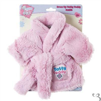 Me to You - Dress Up Tatty Teddy - Fluffy Dressing Gown
