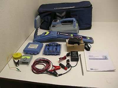 Radiodetection RD8000 PDL T10 Wire Utility Underground Cable Pipe Locator