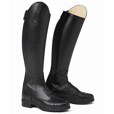 Mountain Horse Richmond High Rider Durable Leather Elastic Show Jumping Boots