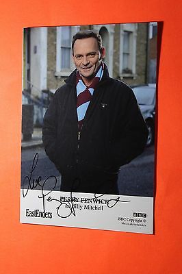 Perry Fenwick (Eastenders) Signed Cast Card