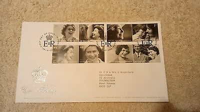 Royal Mail First Day Cover - H M The Queen's Birthday , 2006