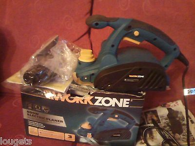 800w Electric planer 82mm width BNIB with instructions
