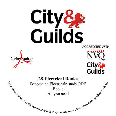 Become an Electricain study with 28 Electrical books PDF All you need