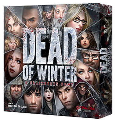 Dead of Winter: Crossroad Game - (New)