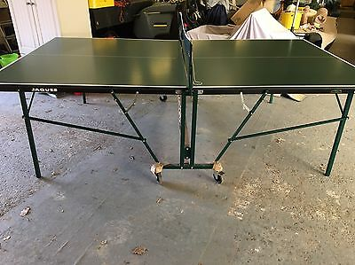 table tennis table Made By Jaques