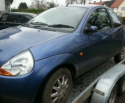 Ford ka 2005 breaking for parts
