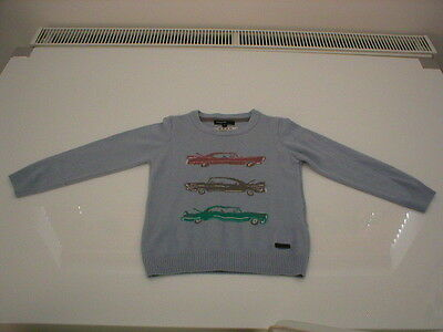 BOYS MARKS AND SPENCER AUTOGRAPH JUMPER AGE 4-5 years