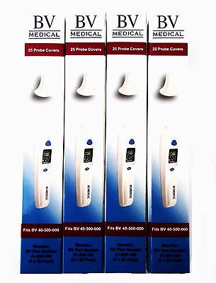 Infrared Ear Thermometer Probe Covers - Box of 100