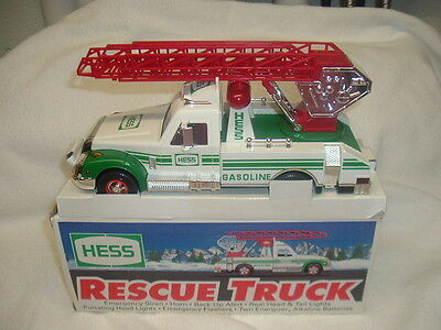 Hess 1994 Rescue Toy Truck-New In Box!
