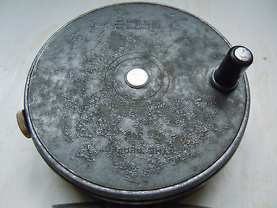 Vintage Hardy Perfect Fly Reel 3 5/8""