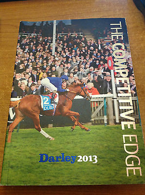 Horse Racing - Darley 2013 The Competitive Edge - Sheikh Mohammed Stables