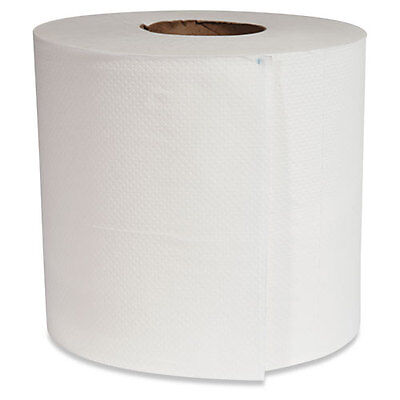 "Morcon Paper Center-Pull Roll Towels 7 1/2 dia. 12"" x 600 ft White 6 Rolls"