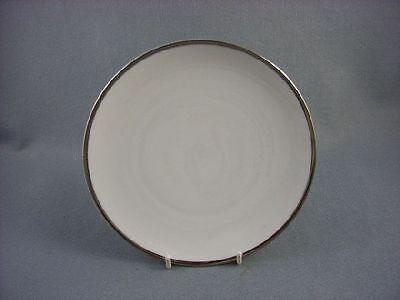 Thomas Medallion Platinum Side Plate