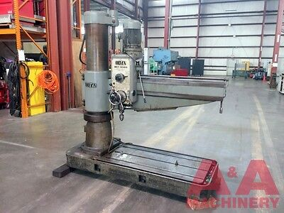 "Ooya 13"" x 60"" Radial Drill 24298"