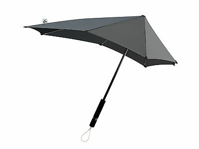 Senz Original Storm Proof Umbrella-Light Grey-Tested up to 100 km/h