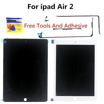 Assembly Replacement LCD Digitizer Touch Screen Display For iPad air 2