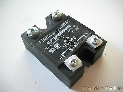 Used Crydom 90 amp Solid-State Relay, HA4890
