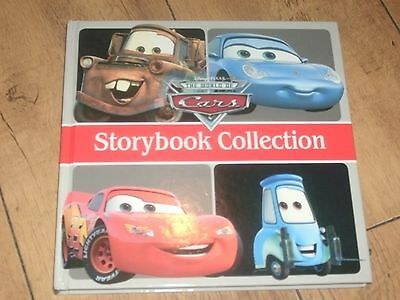 Disney Pixar The World Of Cars Story Book Collection Quality Book