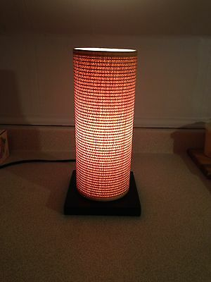 Vintage Atomic Dutch Modern Style Mood Lamp, Likely 1980's Works And Looks Great