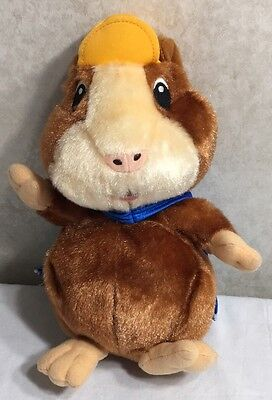 "2008 Fisher Price Wonder Pets Plush Linny the Guinea Pig 10"" Toy"