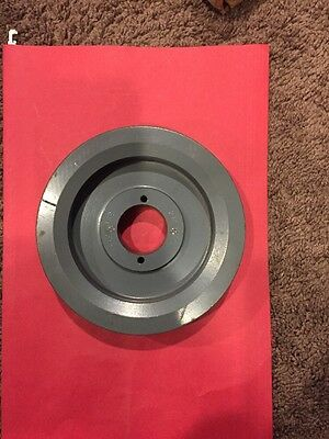 Masterdrive Double Groove H Bushing Sheave 2BK67H PULLEY