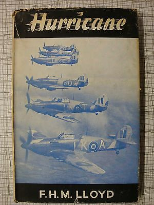 Hurricane, 1945 1st Edition (Hawker, Battle of Britain, Rolls-Royce Merlin, RAF)