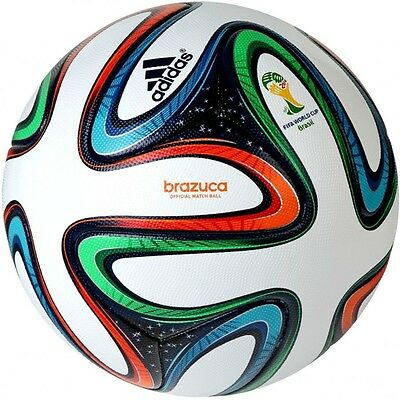 FIFA Brazuca Football soccer Worldcup ball adidas size 5