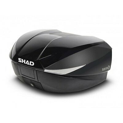 Top Case Shad Expandable Sh58X Noir