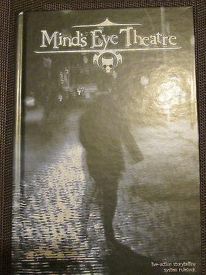 Mind's Eye Theatre - Live Action Roleplaying Rulebook - Hardback WW50000 WOD