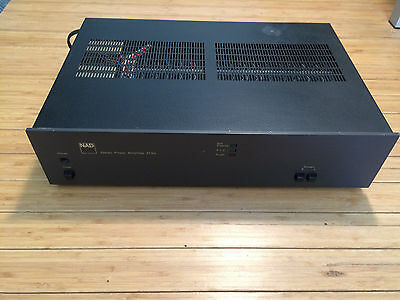NAD 2140 STEREO Power Amp in nice cosmetic shape for parts or repair