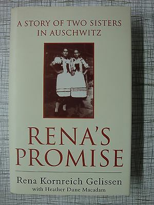 Rena's Promise, Story Of Two Sisters In Auschwitz: Holocaust, Concentration Camp