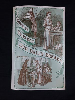 Easton Pennsylvania Salvation Army Letter Pamphlet 1916