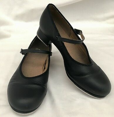 BLOCH Leather Tap Shoes Size 6 1/2