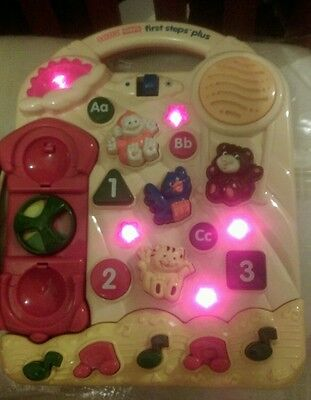 Baby walker toy Vtech my first steps Baby walker Spare Part , Musical Toy