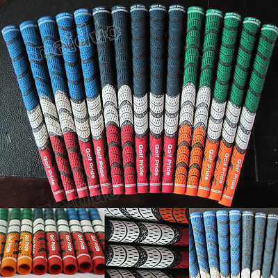 Set of 13Pcs Golf Grips Golf Pride Multi Compound Golf Club Grips Standard size