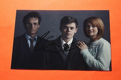 Sam Clemmett (Harry Potter and the Cursed Child) Signed Photo