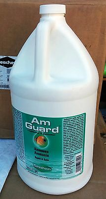 Seachem AmGuard 4L Bulk Aquarium Trade Bottle & Packaging