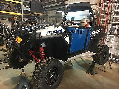 Polaris RZR XP 900 2011 White lightning LE with jagged X eng upgrade low miles