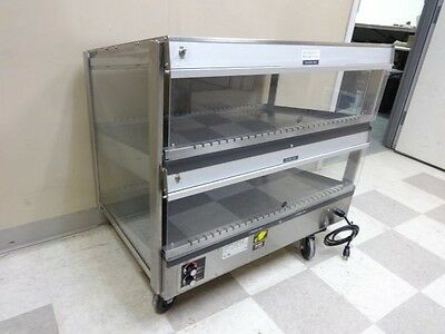 Commercial Stainless Steel NSF Food Warmer