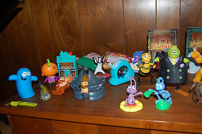 McDonalds Happy Meal Disney Pixar Action Figures Lot of 48 Toys