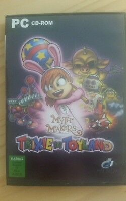 Myth Makers: trixie in toyland (PC CD ROM)