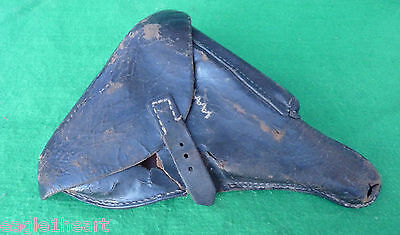 1918 German P08 Luger Holster Wwi Imperial