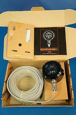 Renishaw New Stock in Box OMM Machine Tool Optical Receiver with Warranty